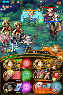 Forest of Training Whitebeard Stage 20 c