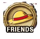 Friends button