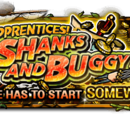 Apprentices! Shanks and Buggy!