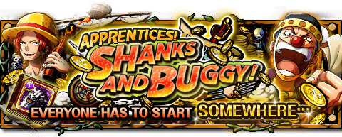 Apprentices Shanks and Buggy Banner