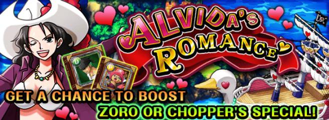 Alvida's Romance
