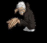 Silver Fang anime artwork