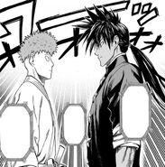 Suiryu vs Saitama