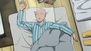 Saitama sleeps