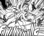 Saitama defeats everyone