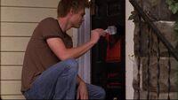 308 l paints red door
