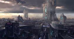 Cydonia city