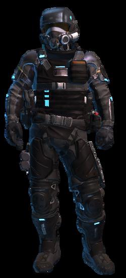 TD-65 Valiant Full Armor