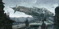 Imperium Planetary Defense Cannon