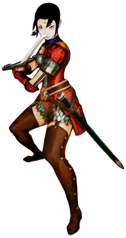 File:Onimusha 2- Samurai's Destiny artwork 18 large.jpg