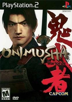 Onimusha - Warlords Coverart