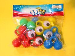Noggin Nick Jr Oobi Hand Puppet Eyes
