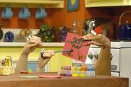 Oobi Uma Kako - Noggin Nick Jr Hand Puppet TV Show