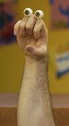 Oobi Grampu Nick Jr Noggin TV Series Show Hand Puppet Character 3