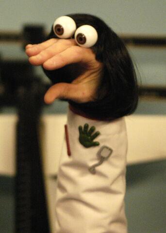 File:Noggin Nick Jr Oobi Dr Rose Doctor Hand Puppet TV Show Series Character.jpg