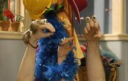 Noggin Oobi Uma Grampu Paula Scene Hand Puppets Nickelodeon