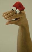 Oobi Kako Nick Jr Noggin TV Series Show Hand Puppet Character 2