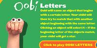 Oobi Letters