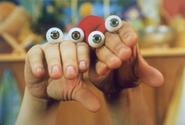 Noggin Oobi Kako Hand Puppets Characters Nick Jr. Nickelodeon