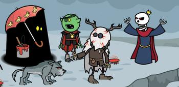 Main Team Evil