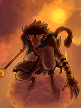Half Wukong