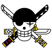 Zoro flag symbol timeskip by zerocustom1989-d4pe4u0