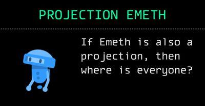 Projection Emeth