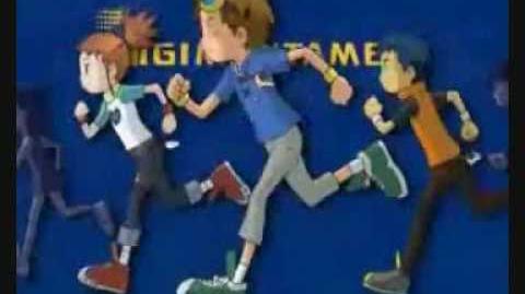 Digimon Tamers - The Biggest Dreamer