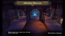 Hidden Gulch