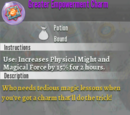 Greater Empowerment Charm