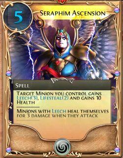 Seraphim Asension