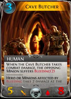 Cavebutcher
