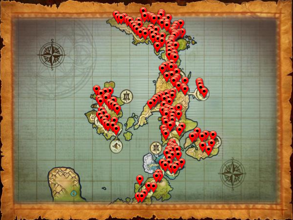 Map ore whispering