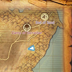 Desert Water Lord - map location