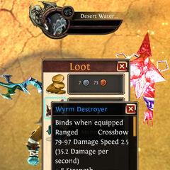 Wyrm Destroyer