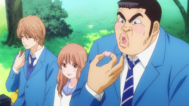 File:Takeo liking Makoto's home-made sweets.png