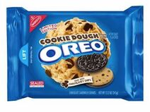 Oreo cookiedough