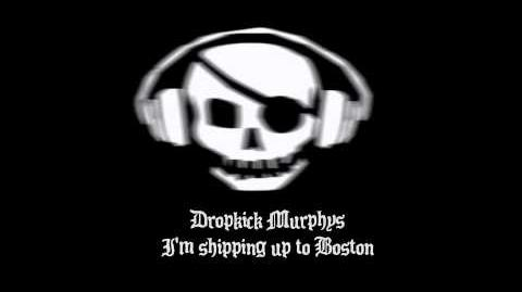 Dropkick Murphys - I'm shipping up to Boston INSTRUMENTAL
