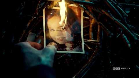 Orphan Black First Look Scene Sarah in the Woods June 10 @ 10 9c on BBC America