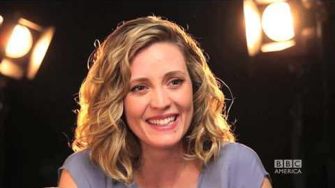 Delphine on Wine, Puppies, and Accents - ORPHAN BLACK Ask OB
