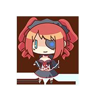 Kuroko Kanba chibi
