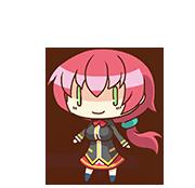 Sakura Mio chibi
