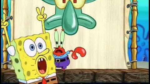 Woo spongebob