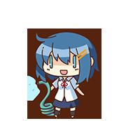 Misaki Shibata Chibi