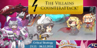 The Villains Counterattack