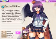 Cocoa hibino