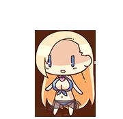 Kazama Marin chibi