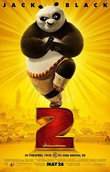 File-Kung Fu Panda 2 Poster