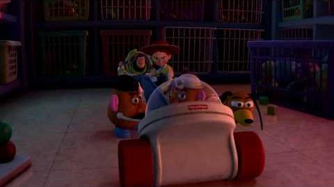 Toy Story 3 - We Belong Together (Randy Newman)