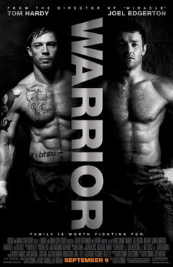 Warrior 2011 poster